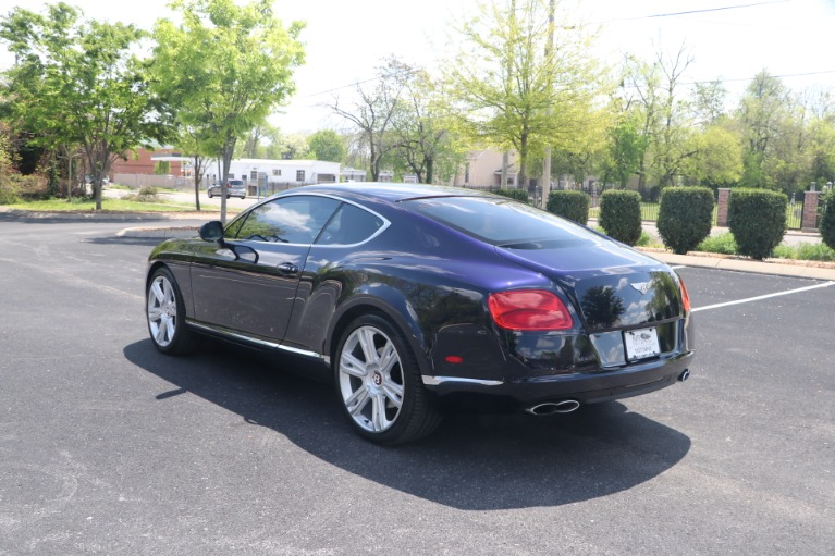 Used 2013 Bentley Continental GT COUPE AWD W/NAV for sale Sold at Auto Collection in Murfreesboro TN 37130 4