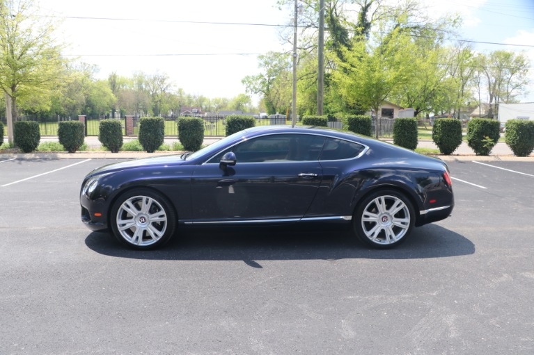 Used 2013 Bentley Continental GT COUPE AWD W/NAV for sale Sold at Auto Collection in Murfreesboro TN 37130 7