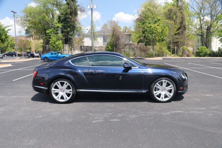 Used 2013 Bentley Continental GT COUPE AWD W/NAV for sale Sold at Auto Collection in Murfreesboro TN 37130 8
