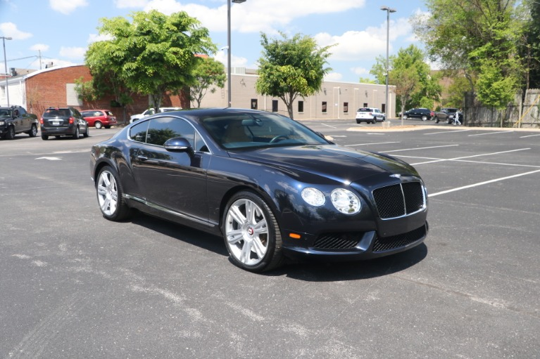 Used Used 2013 Bentley Continental GT COUPE AWD W/NAV for sale $99,950 at Auto Collection in Murfreesboro TN