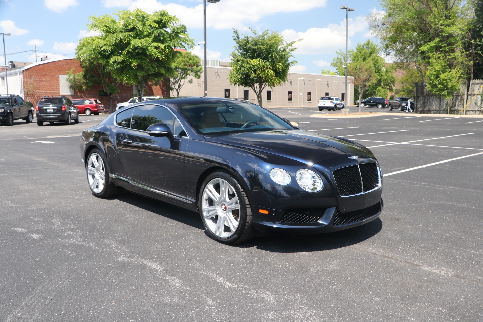 Used 2013 Bentley Continental GT COUPE AWD W/NAV for sale Sold at Auto Collection in Murfreesboro TN 37130 1