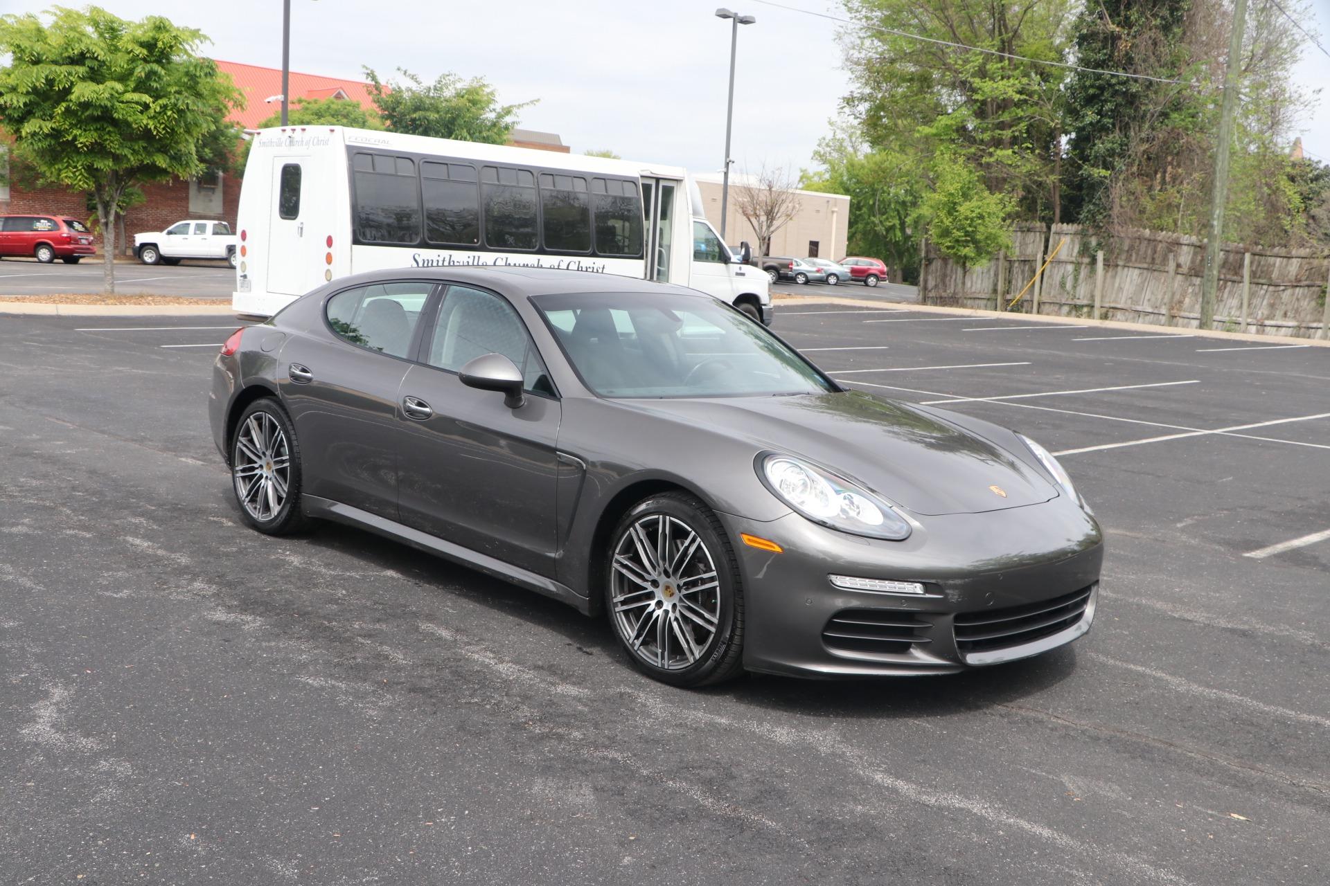 Used 2015 Porsche Panamera PREMIUM Plus W/NAV for sale Sold at Auto Collection in Murfreesboro TN 37130 1