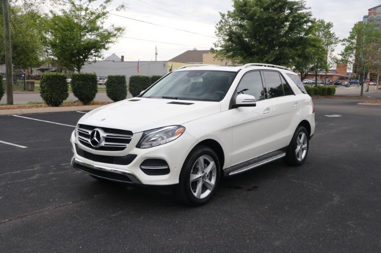 Used 2017 Mercedes-Benz GLE 350 4MATIC PREMIUM 1 W/NAV for sale Sold at Auto Collection in Murfreesboro TN 37130 2