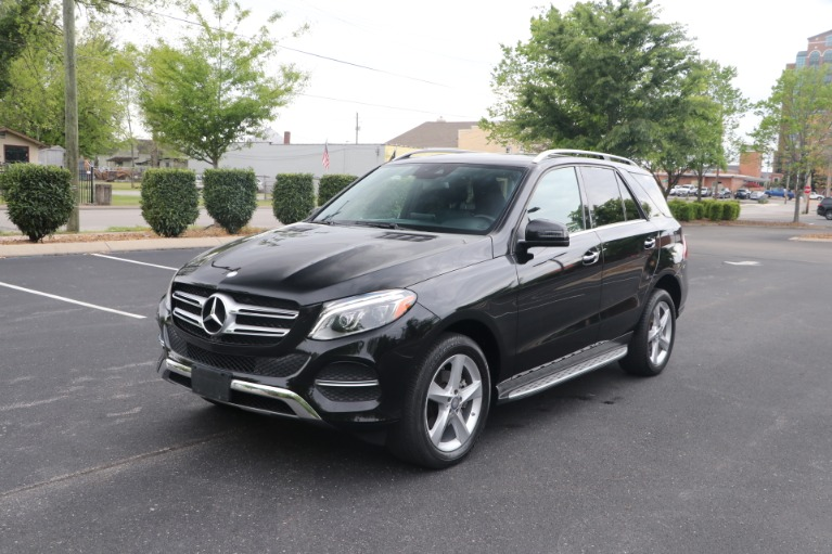 Used 2017 Mercedes-Benz GLE 350 PREMIUM 2 RWD W/NAV for sale $34,950 at Auto Collection in Murfreesboro TN 37130 2