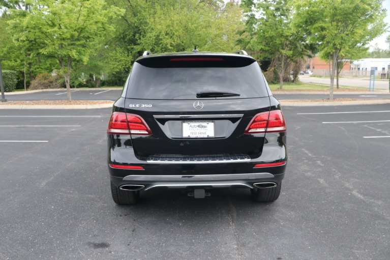 Used 2017 Mercedes-Benz GLE 350 PREMIUM 2 RWD W/NAV for sale $34,950 at Auto Collection in Murfreesboro TN 37130 6