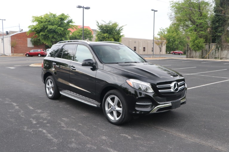 Used 2017 Mercedes-Benz GLE 350 PREMIUM 2 RWD W/NAV for sale $34,950 at Auto Collection in Murfreesboro TN 37130 1