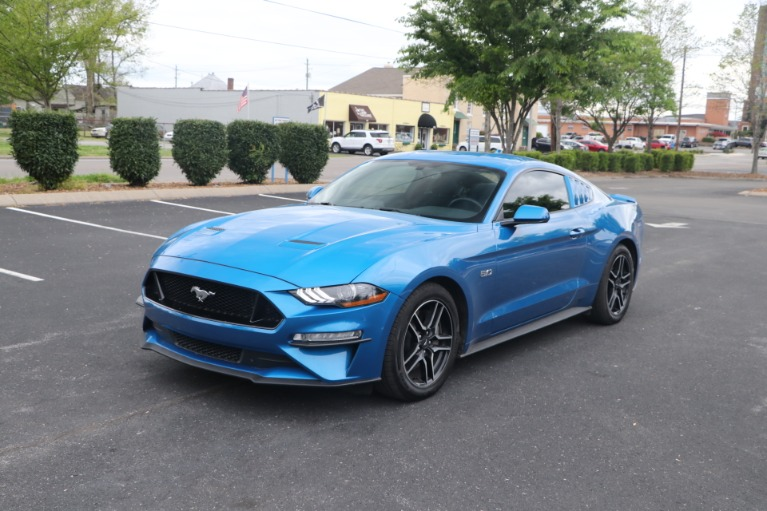 Used 2020 Ford Mustang GT Coupe for sale Sold at Auto Collection in Murfreesboro TN 37130 2