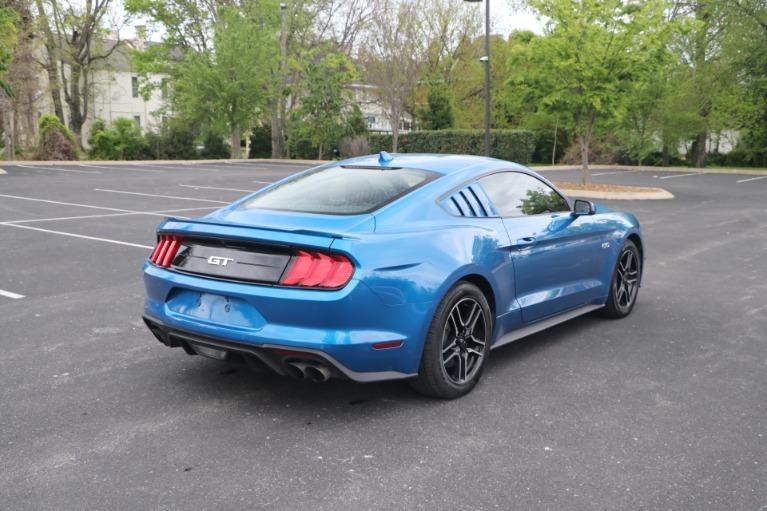 Used 2020 Ford Mustang GT Coupe for sale Sold at Auto Collection in Murfreesboro TN 37130 3