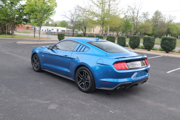 Used 2020 Ford Mustang GT Coupe for sale Sold at Auto Collection in Murfreesboro TN 37130 4