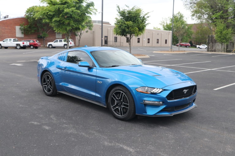 Used 2020 Ford Mustang GT Coupe for sale Sold at Auto Collection in Murfreesboro TN 37130 1