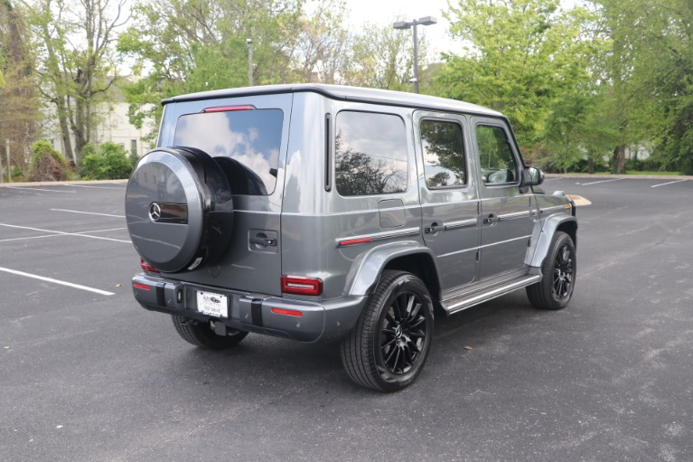 Used 2020 Mercedes-Benz G550 AMG LINE 4MATIC W/NAV for sale Sold at Auto Collection in Murfreesboro TN 37130 3