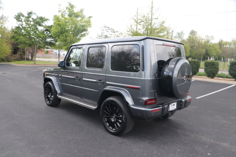 Used 2020 Mercedes-Benz G550 AMG LINE 4MATIC W/NAV for sale Sold at Auto Collection in Murfreesboro TN 37130 4