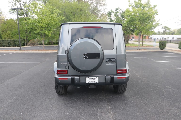 Used 2020 Mercedes-Benz G550 AMG LINE 4MATIC W/NAV for sale Sold at Auto Collection in Murfreesboro TN 37130 6