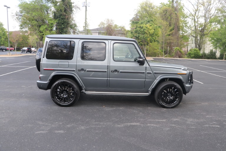Used 2020 Mercedes-Benz G550 AMG LINE 4MATIC W/NAV for sale Sold at Auto Collection in Murfreesboro TN 37130 8