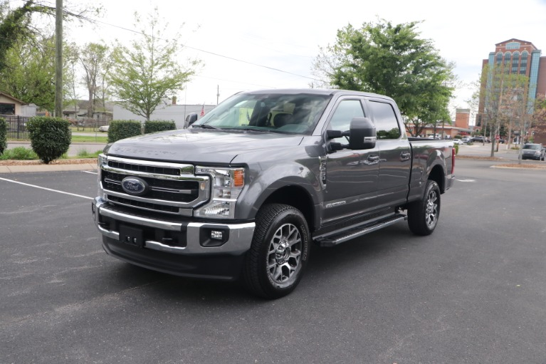 Used 2021 Ford F-250 SD LARIAT CREW CAB W/NAV for sale Sold at Auto Collection in Murfreesboro TN 37130 2