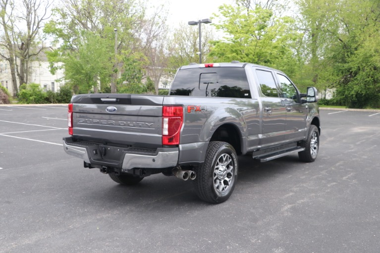 Used 2021 Ford F-250 SD LARIAT CREW CAB W/NAV for sale Sold at Auto Collection in Murfreesboro TN 37130 3