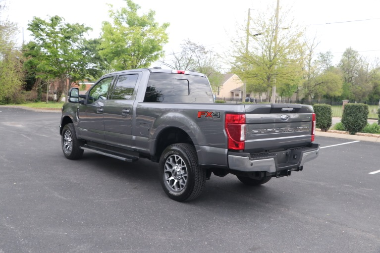 Used 2021 Ford F-250 SD LARIAT CREW CAB W/NAV for sale Sold at Auto Collection in Murfreesboro TN 37130 4