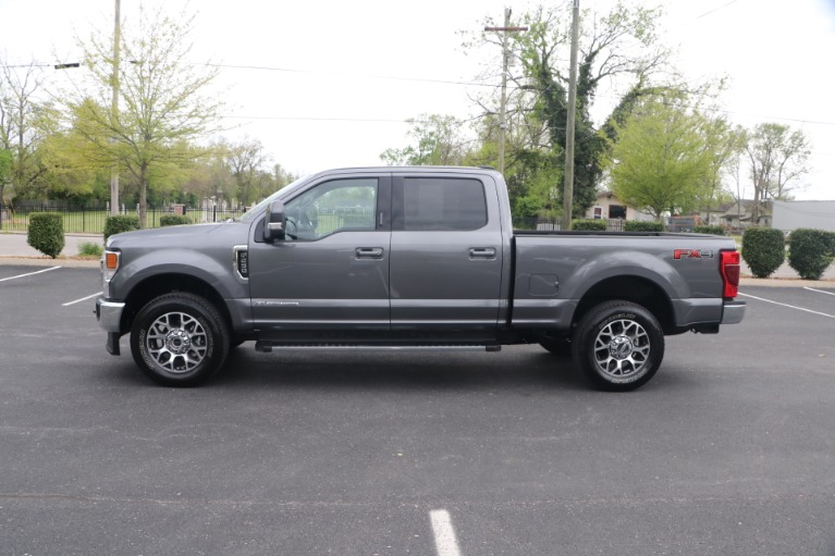 Used 2021 Ford F-250 SD LARIAT CREW CAB W/NAV for sale Sold at Auto Collection in Murfreesboro TN 37130 7