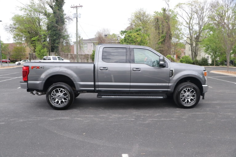 Used 2021 Ford F-250 SD LARIAT CREW CAB W/NAV for sale Sold at Auto Collection in Murfreesboro TN 37130 8