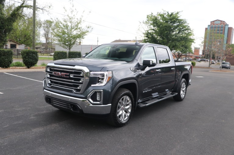 Used 2021 GMC Sierra 1500 SLT 4WD CREW CAB W/NAV for sale Sold at Auto Collection in Murfreesboro TN 37130 2
