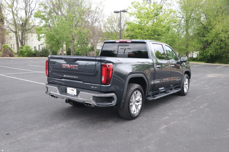 Used 2021 GMC Sierra 1500 SLT 4WD CREW CAB W/NAV for sale Sold at Auto Collection in Murfreesboro TN 37130 3