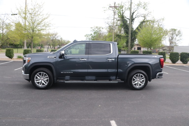 Used 2021 GMC Sierra 1500 SLT 4WD CREW CAB W/NAV for sale Sold at Auto Collection in Murfreesboro TN 37130 7