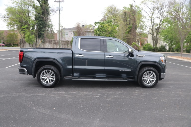 Used 2021 GMC Sierra 1500 SLT 4WD CREW CAB W/NAV for sale Sold at Auto Collection in Murfreesboro TN 37130 8