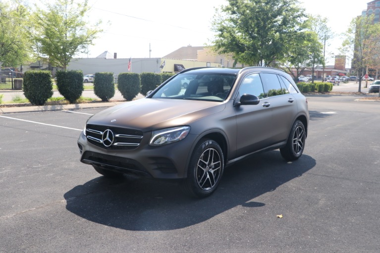 Used 2018 Mercedes-Benz GLC 300 4MATIC AMG LINE PREMIUM W/NAV for sale $35,950 at Auto Collection in Murfreesboro TN 37130 2