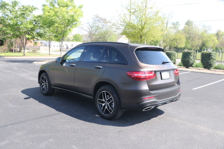 Used 2018 Mercedes-Benz GLC 300 4MATIC AMG LINE PREMIUM W/NAV for sale $35,950 at Auto Collection in Murfreesboro TN 37130 4