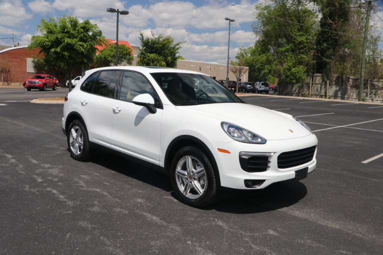 Used Used 2017 Porsche Cayenne S AWD V6 Turbo for sale $49,950 at Auto Collection in Murfreesboro TN
