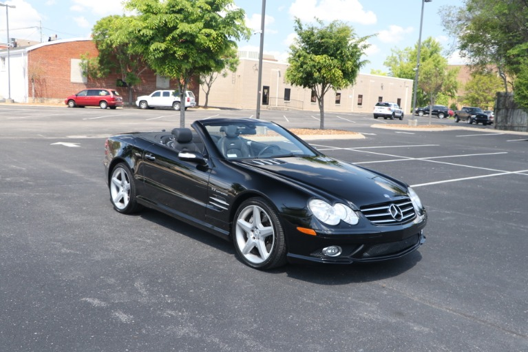 Used 2008 Mercedes-Benz SL55 SL55 AMG ROADSTER for sale $20,450 at Auto Collection in Murfreesboro TN 37130 2