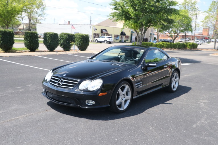 Used 2008 Mercedes-Benz SL55 SL55 AMG ROADSTER for sale $20,450 at Auto Collection in Murfreesboro TN 37130 3