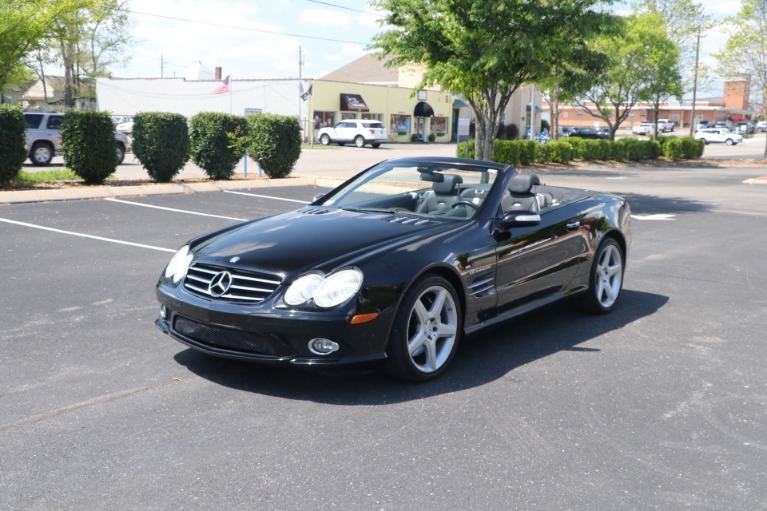 Used 2008 Mercedes-Benz SL55 SL55 AMG ROADSTER for sale $20,450 at Auto Collection in Murfreesboro TN 37130 4