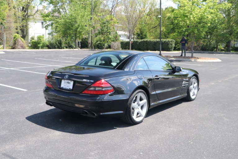 Used 2008 Mercedes-Benz SL55 SL55 AMG ROADSTER for sale $20,450 at Auto Collection in Murfreesboro TN 37130 5