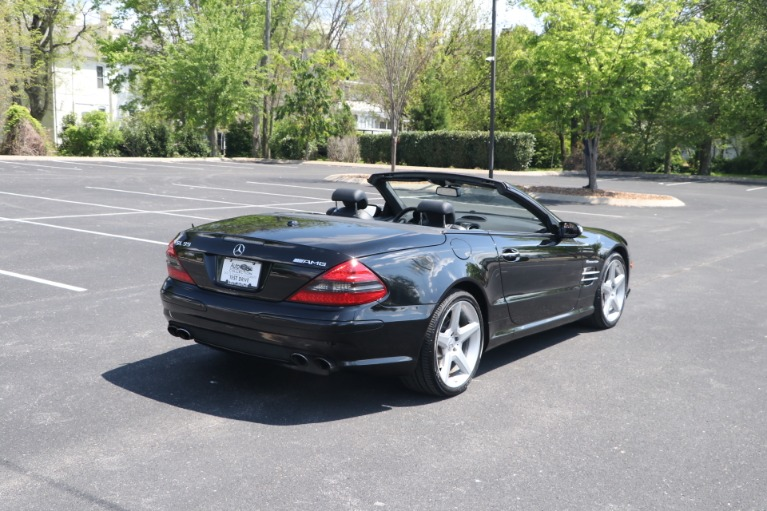 Used 2008 Mercedes-Benz SL55 SL55 AMG ROADSTER for sale $20,450 at Auto Collection in Murfreesboro TN 37130 6