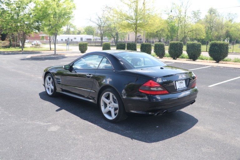 Used 2008 Mercedes-Benz SL55 SL55 AMG ROADSTER for sale $20,450 at Auto Collection in Murfreesboro TN 37130 7