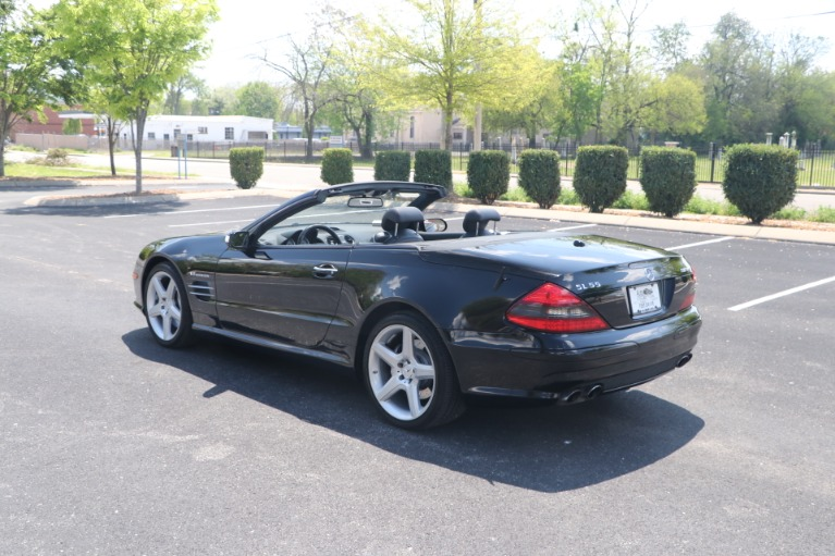 Used 2008 Mercedes-Benz SL55 SL55 AMG ROADSTER for sale $20,450 at Auto Collection in Murfreesboro TN 37130 8