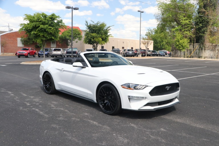 Used 2018 Ford Mustang CONVERTIBLE PREMIUM for sale Sold at Auto Collection in Murfreesboro TN 37130 2