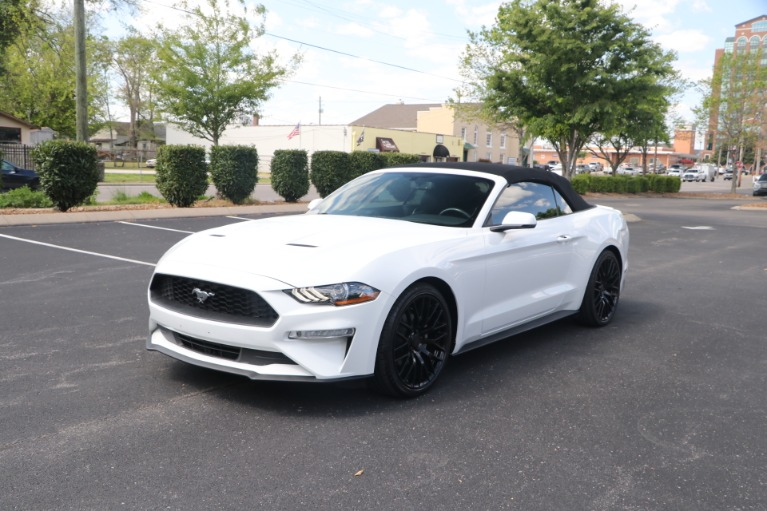 Used 2018 Ford Mustang CONVERTIBLE PREMIUM for sale Sold at Auto Collection in Murfreesboro TN 37130 3