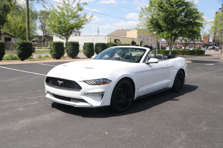 Used 2018 Ford Mustang CONVERTIBLE PREMIUM for sale Sold at Auto Collection in Murfreesboro TN 37130 4