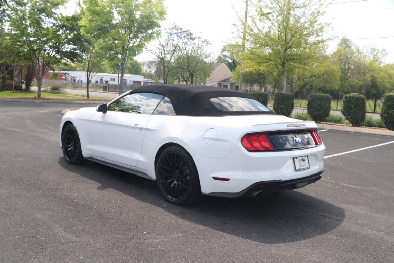 Used 2018 Ford Mustang CONVERTIBLE PREMIUM for sale Sold at Auto Collection in Murfreesboro TN 37130 7
