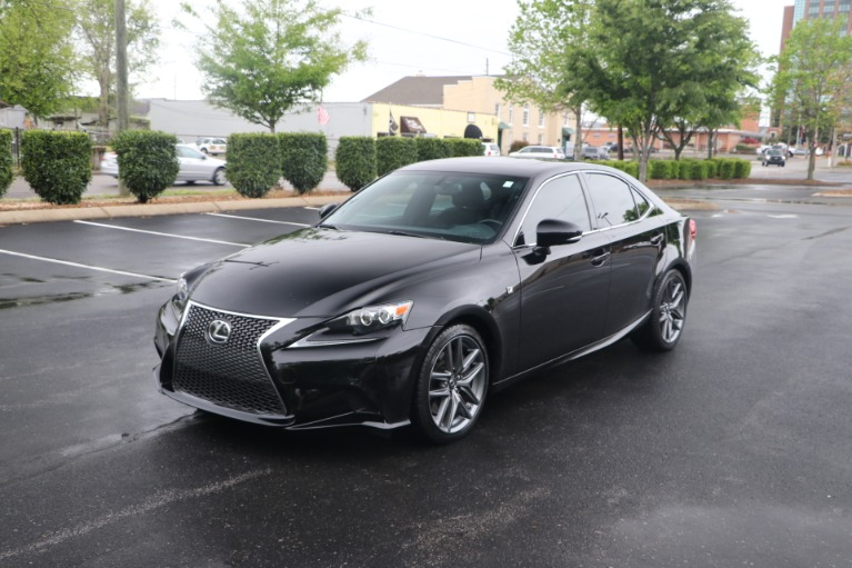 Used 2016 Lexus IS 200t F Sport FWD W/NAV for sale $25,950 at Auto Collection in Murfreesboro TN 37130 2