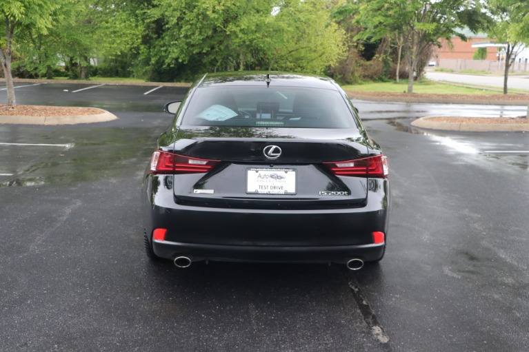 Used 2016 Lexus IS 200t F Sport FWD W/NAV for sale $25,950 at Auto Collection in Murfreesboro TN 37130 6