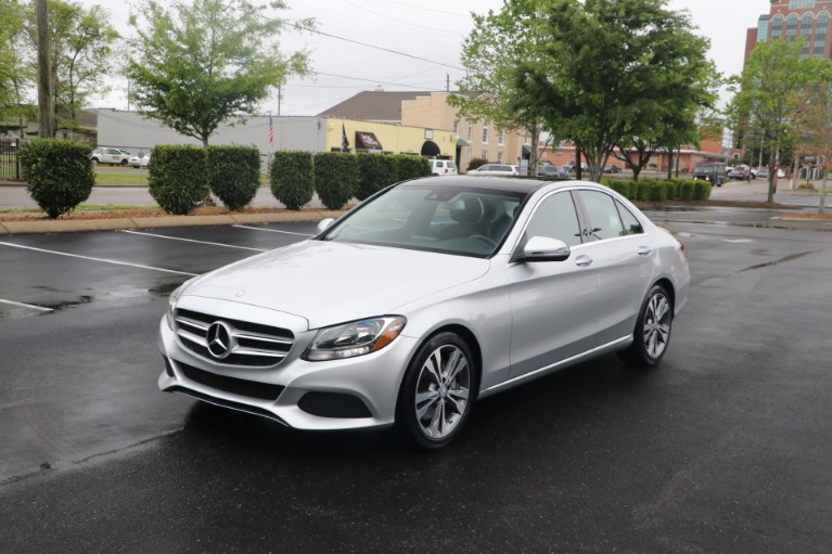 Used 2017 Mercedes-Benz C300 PREMIUM 1 W/NAV for sale $25,950 at Auto Collection in Murfreesboro TN 37130 2