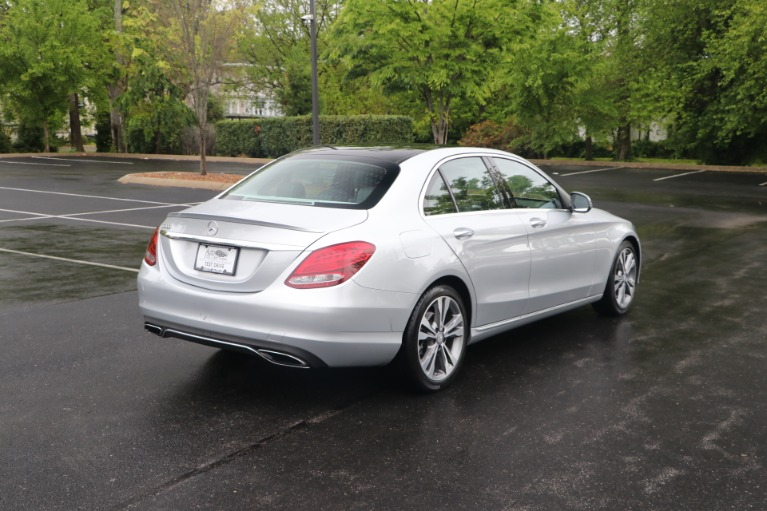 Used 2017 Mercedes-Benz C300 PREMIUM 1 W/NAV for sale $25,950 at Auto Collection in Murfreesboro TN 37130 3