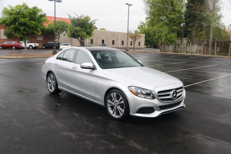 Used Used 2017 Mercedes-Benz C300 PREMIUM 1 W/NAV for sale $25,950 at Auto Collection in Murfreesboro TN