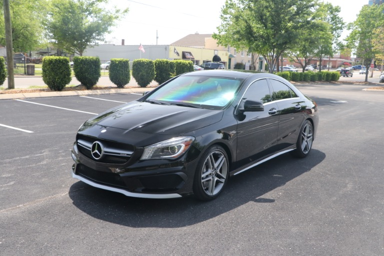 Used 2016 Mercedes-Benz CLA 45 AMG W/NAV for sale Sold at Auto Collection in Murfreesboro TN 37130 2