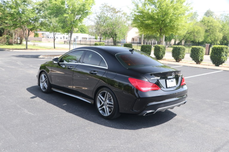 Used 2016 Mercedes-Benz CLA 45 AMG W/NAV for sale Sold at Auto Collection in Murfreesboro TN 37130 4