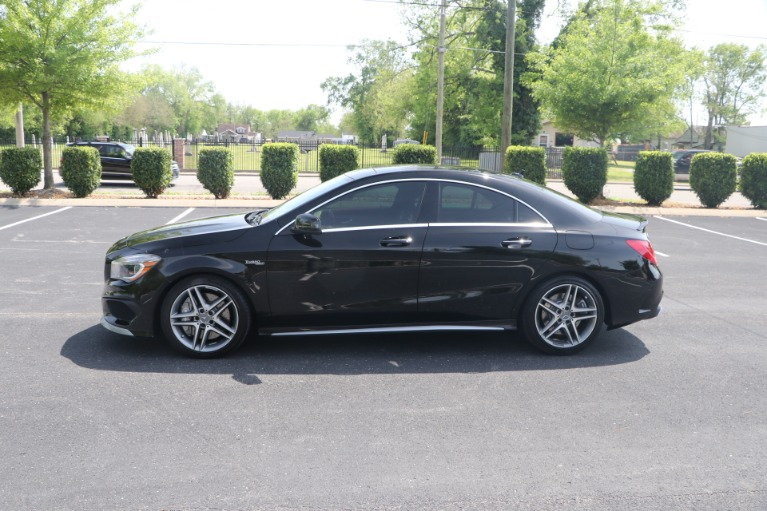 Used 2016 Mercedes-Benz CLA 45 AMG W/NAV for sale Sold at Auto Collection in Murfreesboro TN 37130 7