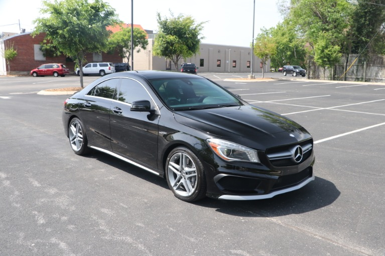 Used 2016 Mercedes-Benz CLA 45 AMG W/NAV for sale Sold at Auto Collection in Murfreesboro TN 37130 1